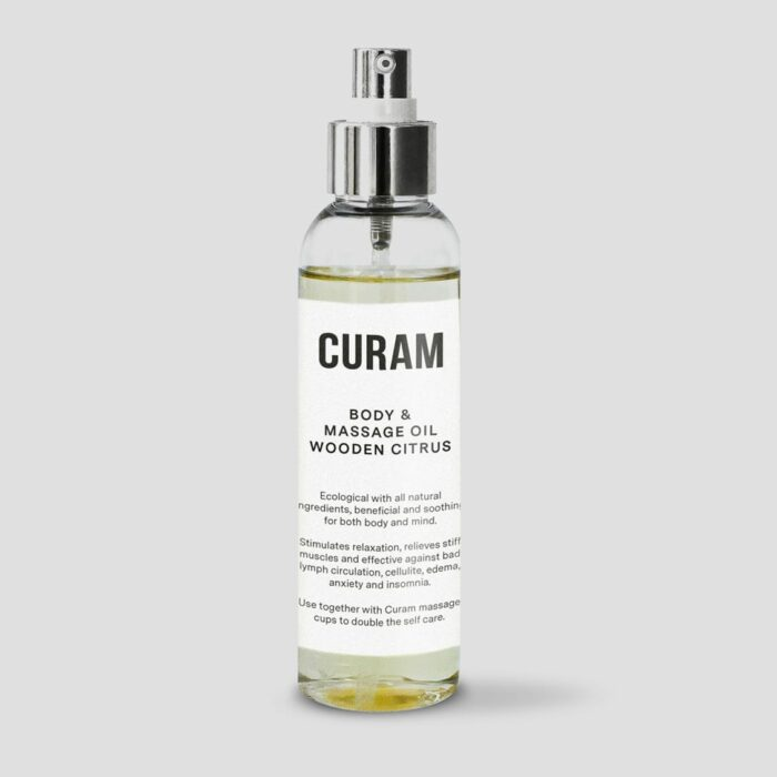 curam massage oil